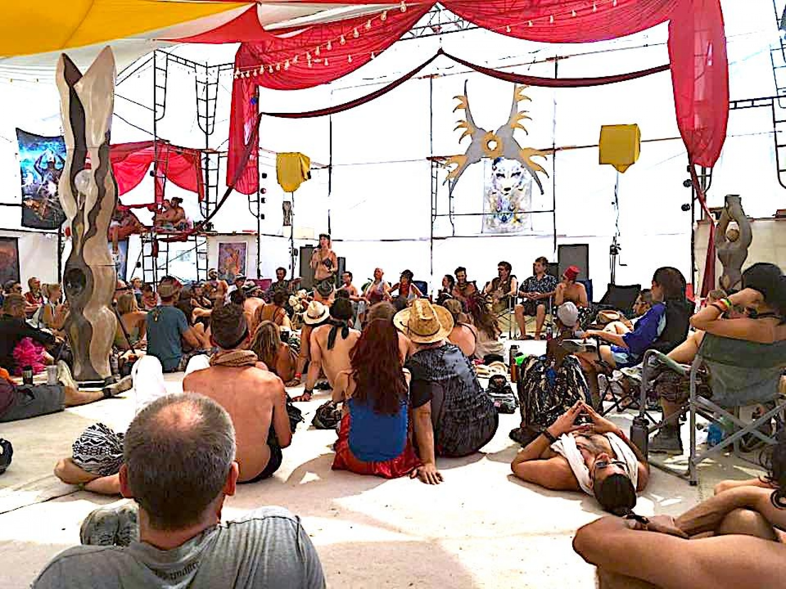 Camp Mystic - Events Speakers Workshops