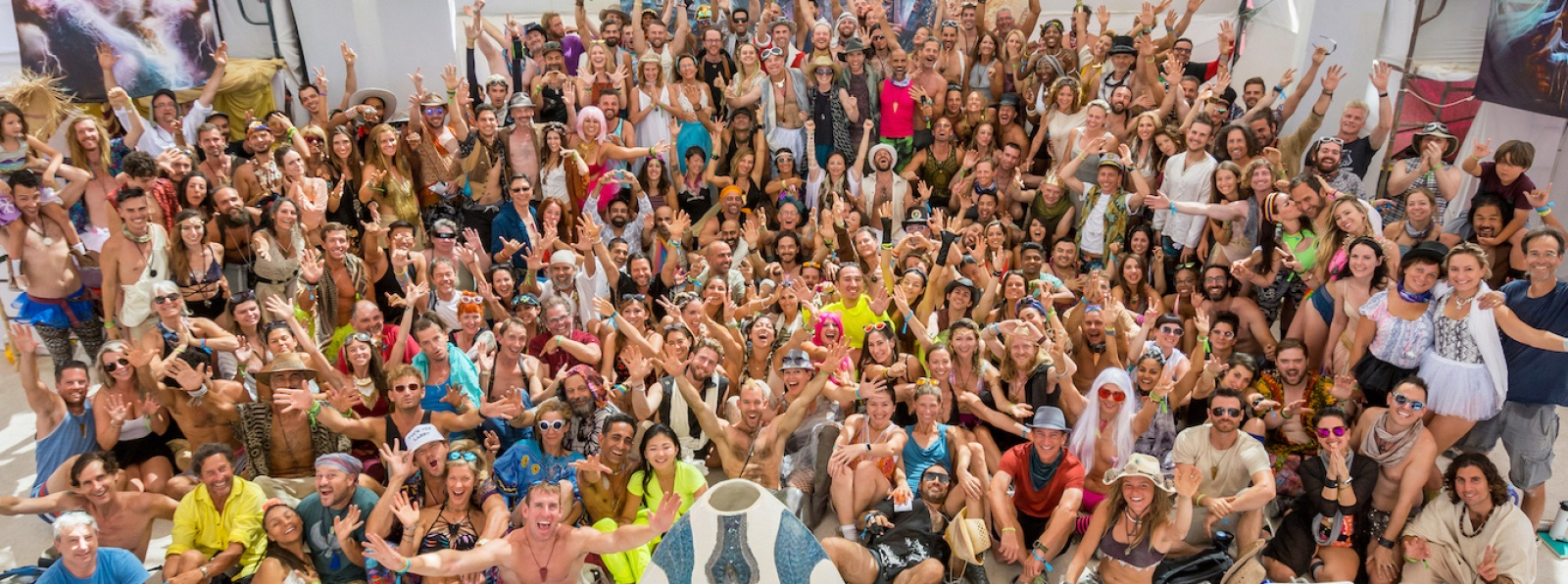 Camp Mystic - Getting Involved Group Shot 2019